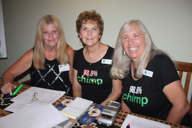 Volunteers Chimps Kitchen